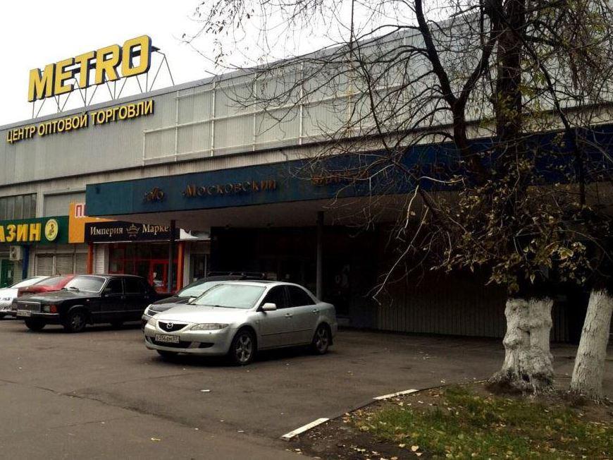 Многофункциональный комплекс 1-я Дубровская улица, 13А, id id9114, фото 1