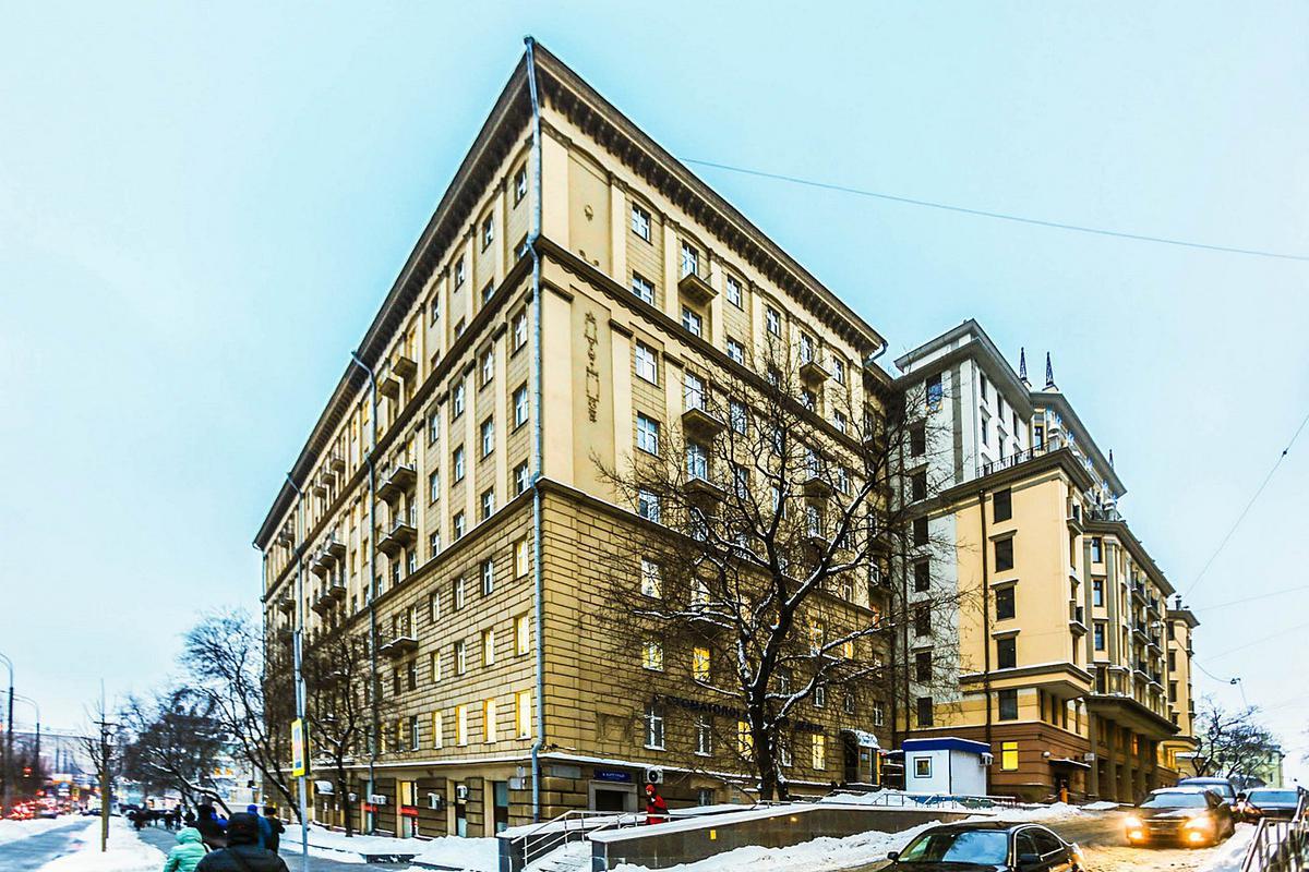 Апартаменты Каретный Плаза, id as35399, фото 3