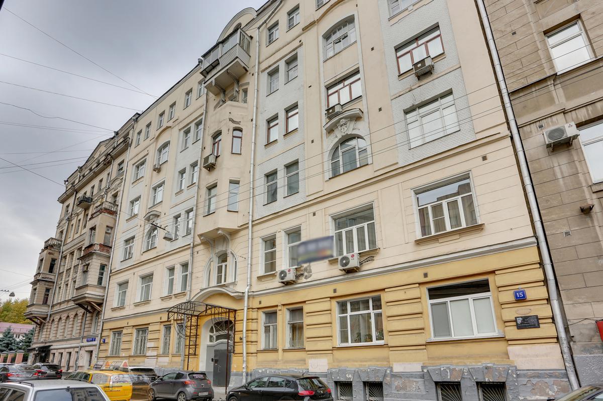 Малая Дмитровка, 23/15, id al23766, фото 8