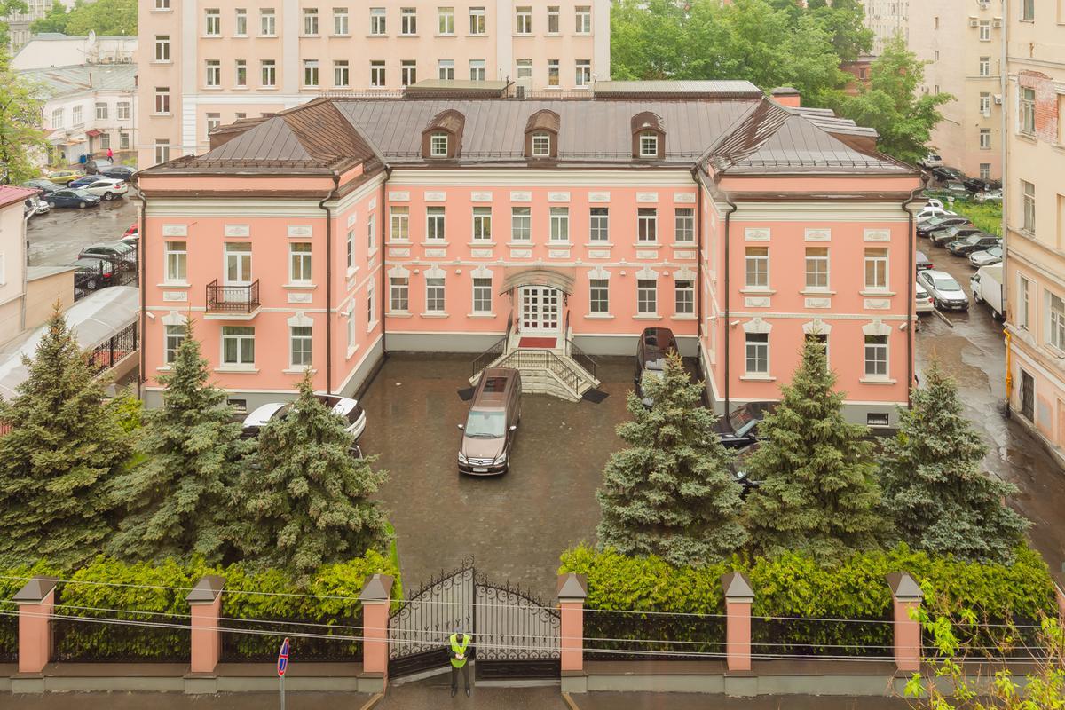 Квартира Старопименовский переулок, 16, id as26928, фото 7