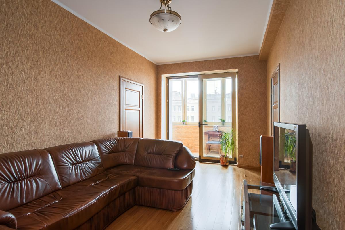 Квартира Старопименовский переулок, 16, id as26928, фото 1
