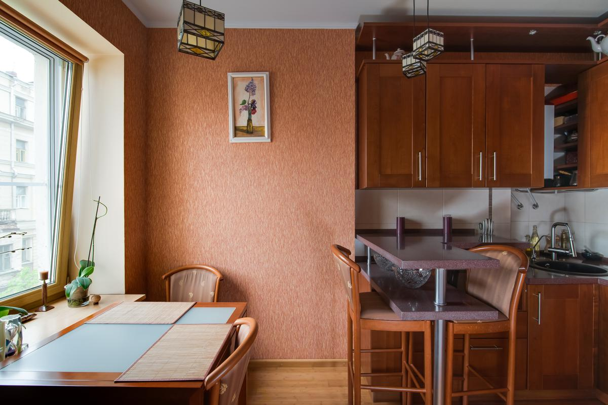 Квартира Старопименовский переулок, 16, id as26928, фото 3